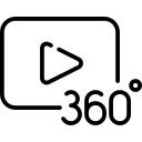 360 3d Render animasyon video